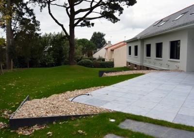 Espace végétalisé - Jardin, Gazon