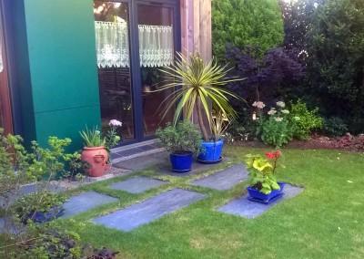 Espace de vie - Jardin