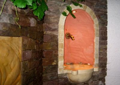 L'eau - Fontaine