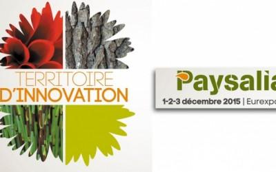 Visite du salon Paysalia – Paysage, Jardin & Sport.