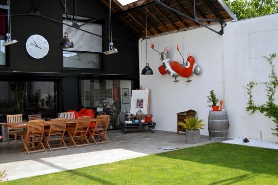 création et aménagement d'espace vie agréable, terrasse, pergola...