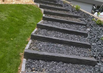 Circulation - Escalier