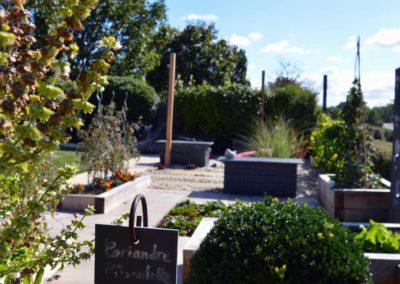 Espaces de vie - jardin