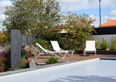 Espaces de vie - piscine