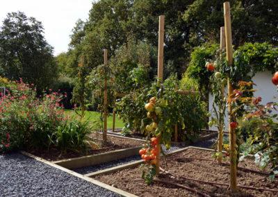 Espaces végétalisés - jardin potager